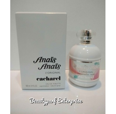 Cacharel - Anais Anais L'Original Tester Pack 100ml EDT Spray