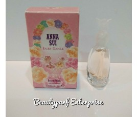 Anna Sui Fairy Dance Secret Wish  4ml EDT Non Spray