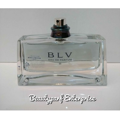 Bvlgari BLV ll For Women 75ml EDP Spray Tester Pack