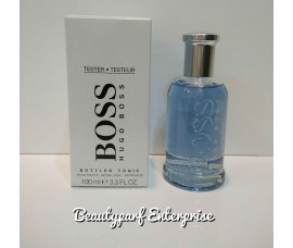 Hugo Boss Bottled Tonic Men 100ml EDT Spray Tester Pack