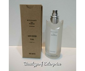Bvlgari Au The Blanc Unisex 75ml EDC Spray Tester Pack