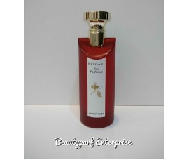 Bvlgari Au The Rouge Tester Pack 150ml EDC Spray