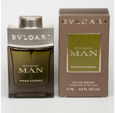Bvlgari Man Wood Essence 15ml EDP Spray