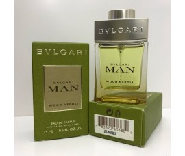 Bvlgari Man Wood Neroli 15ml EDP Spray