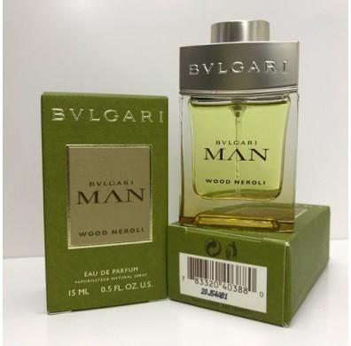 Bvlgari Man Wood Neroli 15ml EDP Spray