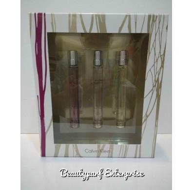 Calvin Klein – CK Women Travel Spray Set 10ml EDP Spray