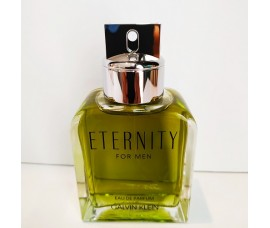 Calvin Klein - CK Eternity Men 100ml EDP Spray Tester Pack