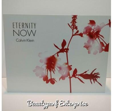 Calvin Klein – CK Eternity Now Women Set