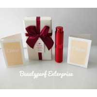 CHLOE SIGNATURE WOMEN EDT SPRAY VIAL WITH GIFT BOX 6PCS PACKAGE