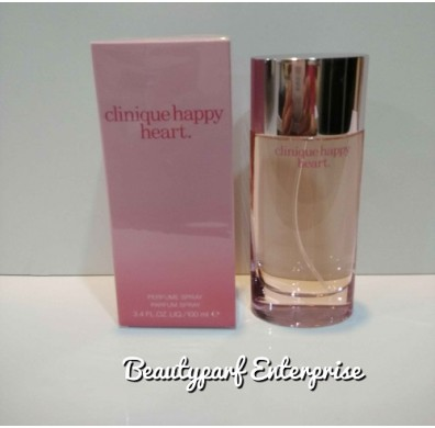 Clinique Happy Heart Women 100ml EDP Spray