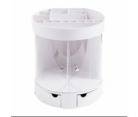 Make Up Cosmetic Organizer Storage Box With Windows Package Deal