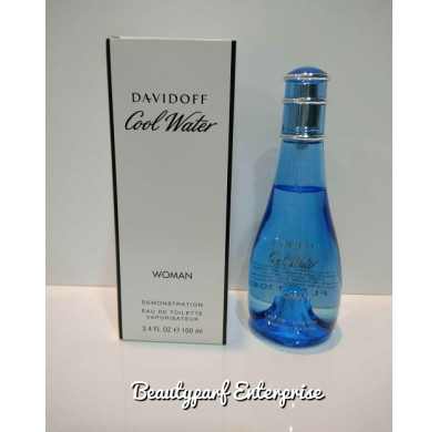 Davidoff Cool Water Women 100ml EDT Spray