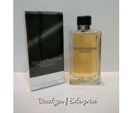Davidoff Silver Shadow 100ml EDT Spray