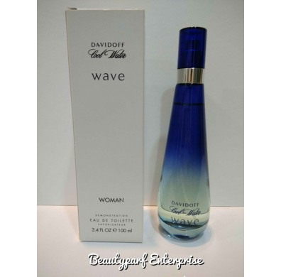 Davidoff Cool Water Wave Tester Pack 100ml EDT Spray