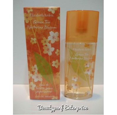 Elizabeth Arden - EA Green Tea Nectarine Blossom 100ml EDT Spray