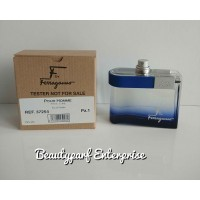 Salvatore Ferragamo - F By Ferragamo Free Time 100ml EDT Spray