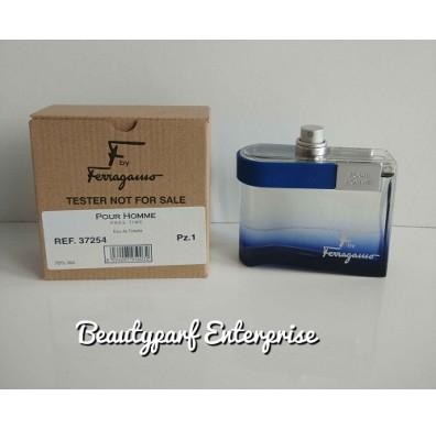 Salvatore Ferragamo - F By Ferragamo Free Time 100ml EDT Spray