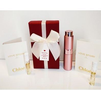 CHLOE LOVE STORY EDP VIAL GIFT PACK