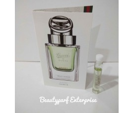 Gucci By Gucci Sport Men Vial 2ml EDT Non Spray