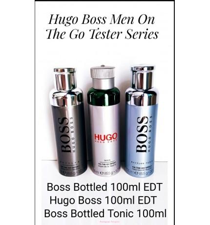 HUGO BOSS ON THE GO SERIES!