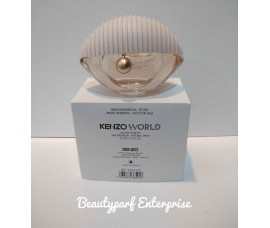 Kenzo World 75ml EDT Spray Tester Pack