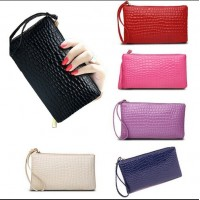 Fashion Lady Clutch Bag With Free Coach Flora Blush 2ml Vial