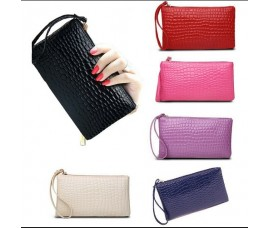 Fashion Lady Clutch Bag With Free Coach Flora Blush 2ml Vial