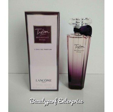 Lancome Tresor Midnight Rose L'eau De Parfum 75ml EDP Spray