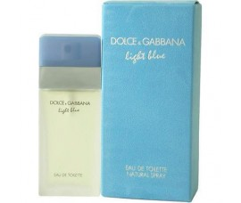 Dolce & Gabanna – D&G Light Blue Women 100ml EDT Spray