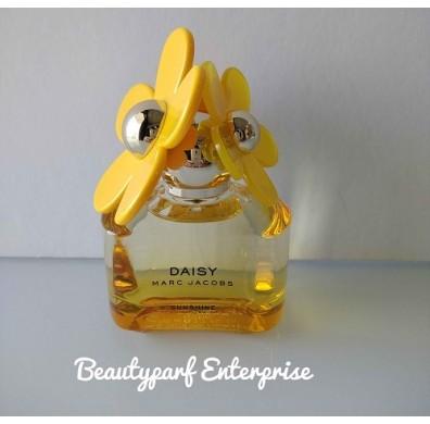 Marc Jacobs Daisy Sunshine Tester 50ml EDT Spray - LTD EDITION