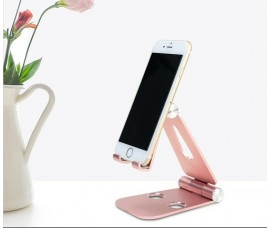 Mobile Phone / Ipad Foldable Aluminium Alloy Stand