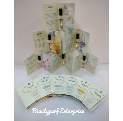 Prada Women 6pcs Vial EDP Spray collection