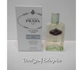 Prada Infusion D'IRIS  Women 100ml EDP Spray Tester Pack