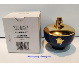 Versace Dylan Blue Women 100ml EDP Spray Tester Pack