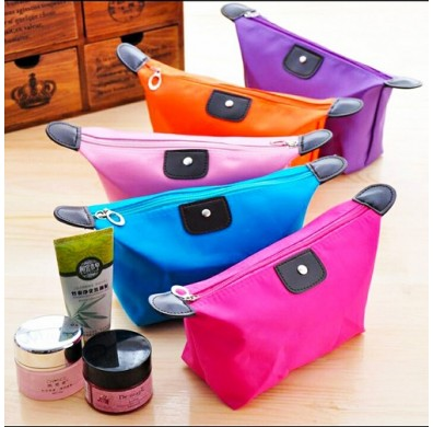 Water Resistant Cosmetic Toiletry Pouch Package Deal
