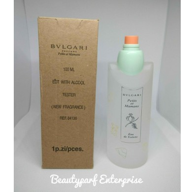 Bvlgari Petits Et Mamans Tester Pack 100ml EDT Spray