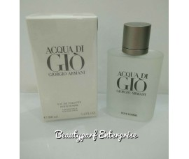 Giorgio Armani Acqua Di Gio Men 100ml EDT Spray