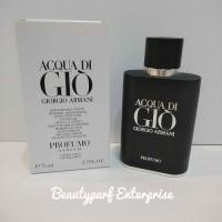 Giorgio Armani Acqua Di Gio Profumo Tester 75ml Parfum Spray