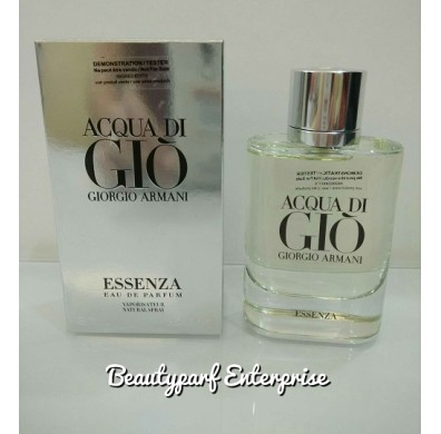 Giorgio Armani Acqua Di Gio Essenza  Tester 75ml EDP Spray