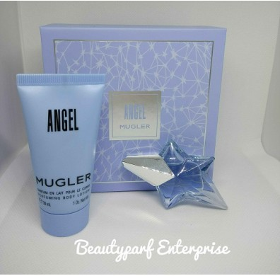 Thierry Mugler Angel 5ml EDP Non Spray + 30ml Perfuming Body Lotion
