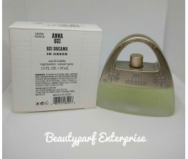 Anna Sui Dreams In Green 30ml Tester Pack EDT Spray