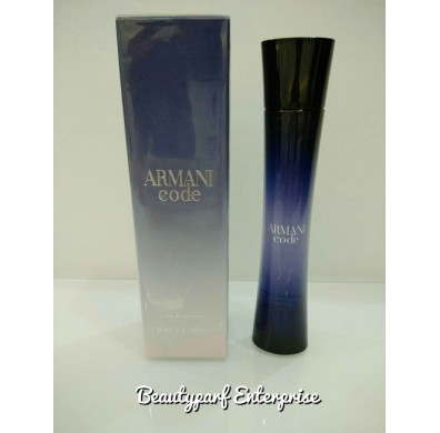 Giorgio Armani Code Women 75ml EDP Spray