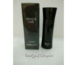 Giorgio Armani Code Men 75ml EDT Spray