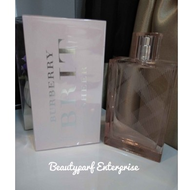 Burberry Brit Sheer For Her 200ml EDT Spray