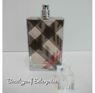 Burberry Brit For Her 100ml EDP Spray Tester Pack