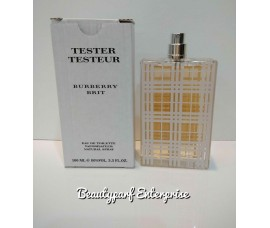 Burberry Brit Women Tester Pack Without Cap 100ml EDT Spray