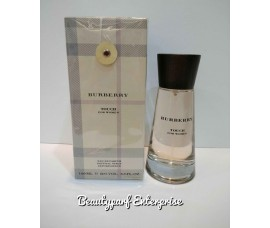 Burberry Touch For Women 100ml EDP Spray