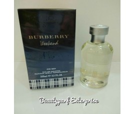 Burberry Weekend Men 100ml EDT Spray