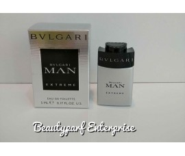 Bvlgari Man Extreme 5ml EDT Spray
