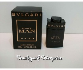 Bvlgari Man In Black 5ml EDP Non Spray